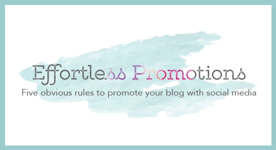Five obvious rules to promote your blog with social media. | Gardening In High Heels
