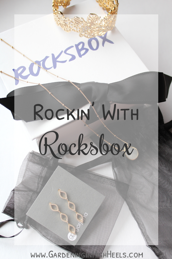 Rocksbox is an awesome subscription box sending you designer jewels as often as you want!