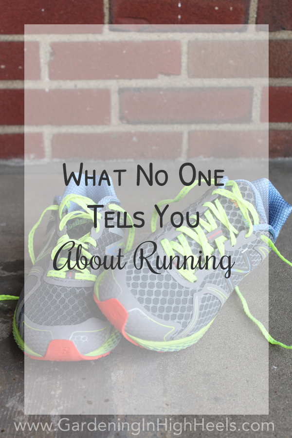 What no one tells you about running. #training #marathon #running