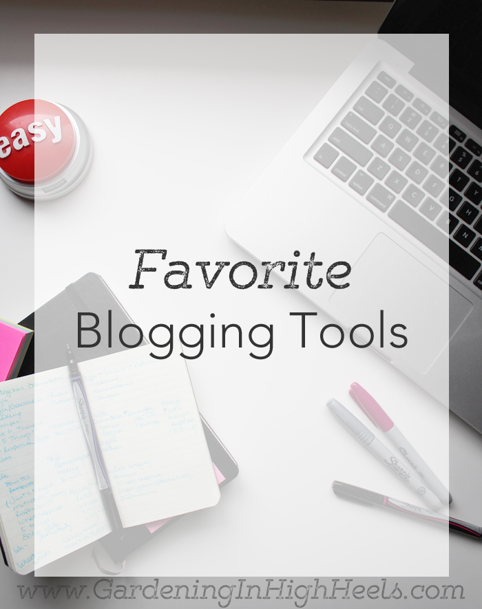 You'd think I'm all about digital apps when it comes to blogging. Today I'm sharing my favorite blogging tools and the simplicity may surprise you! #BloggerMayI #blogging