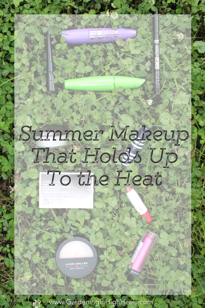 Summer makeup must-haves that hold up to the heat and humidity.