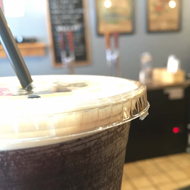 Nitro Coffee at Allegheny Coffee and Tea
