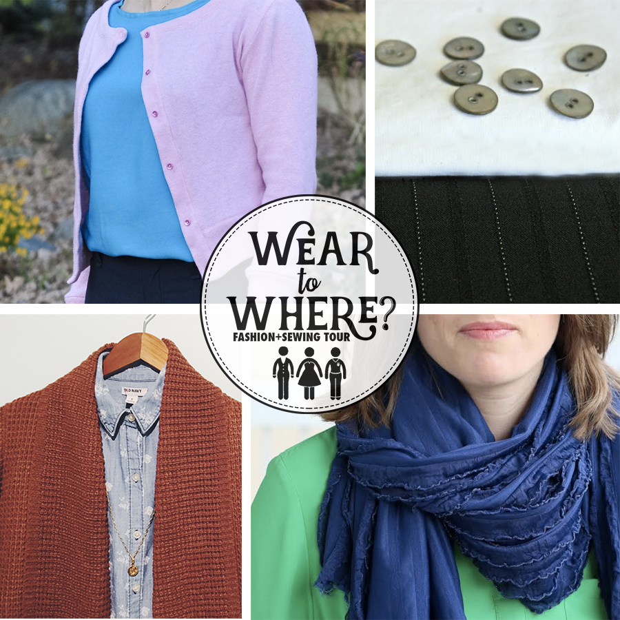 Wear to Where blog tour: Office Attire
