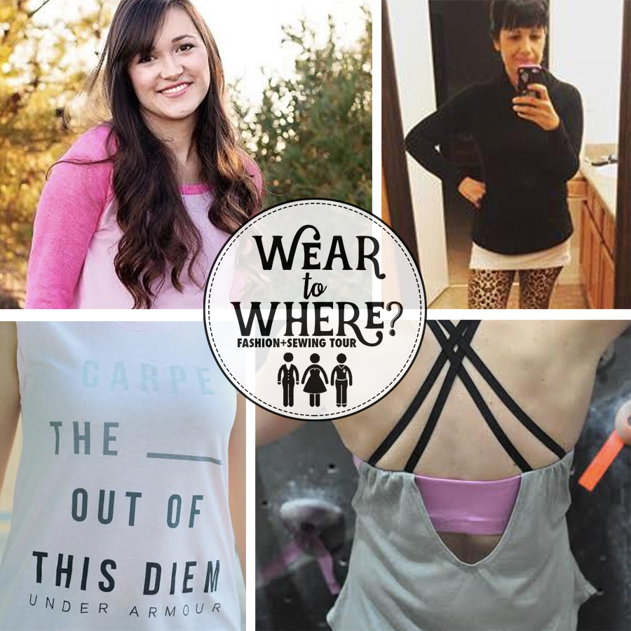 Wear to Where, day 6: workout gear