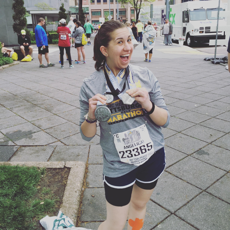 Angelica Half Marathon