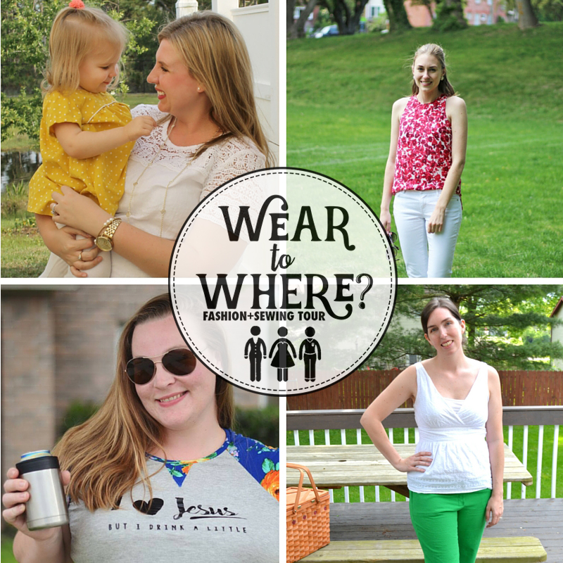 Wear To Where: What You Can Make To Wear To A Summer Party Thatu0027